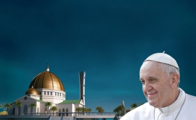 Santuário Basílica do Divino Pai Eterno em Trindade faz campanha para receber visita do Papa Francisco