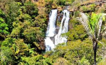Cachoeira do Indaiá: um verdadeiro presente da natureza nos arredores de Brasília