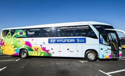 FIFA dará passagens e ingressos para a Copa do Mundo a autor de frase que estampará o ônibus da Seleção