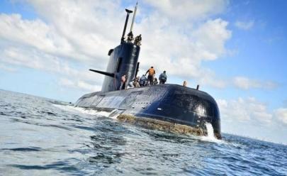 Reserva de oxigênio do submarino desaparecido deve durar só mais algumas horas