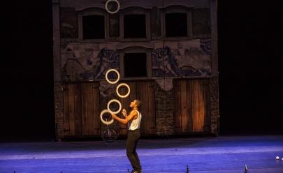 Rudá, um sonho real: dos palcos do Cirque du Soleil para Goiânia