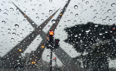 Meteorologia prevê chuva para o fim de semana em Goiânia