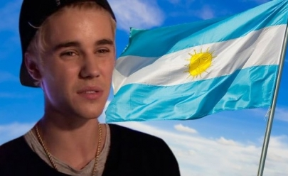 Justin Bieber está proibido de entrar na Argentina