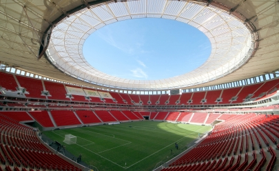 Mané Garrincha será sede da Copa América de 2019 em Brasília