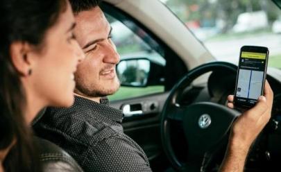 Uber ganha dois concorrentes em Goiânia em menos de um mês