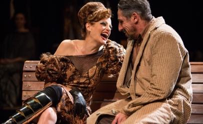 Espetáculo 'A Visita da Velha Senhora' traz Denise Fraga e grande elenco a Uberlândia