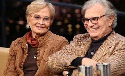 Glória Menezes e Tarcísio Meira formam o casal mais antigo da TV Brasileira