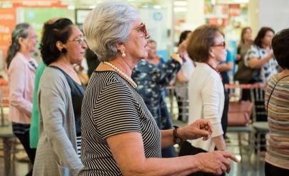 Shopping de Brasília promove evento com atividades para a terceira idade