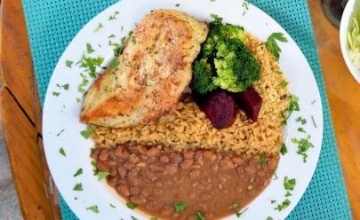 Lugares com comida saudável e natural em Goiânia