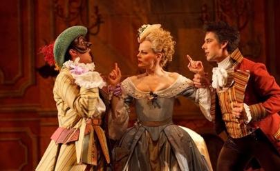 Brasília recebe espetáculo sobre Ópera de Mozart