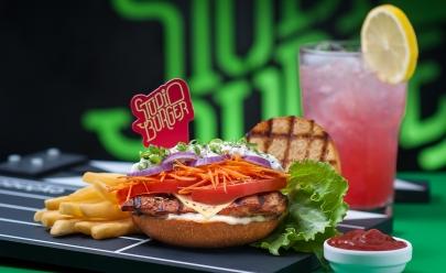 Studio Burger tem deliciosos hambúrgueres artesanais em Goiânia