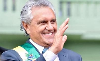 Boletim médico do governador Ronaldo Caiado apresenta melhora