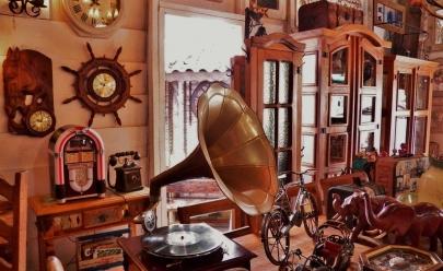 Goiânia recebe feira de antiguidades com música, comidas típicas e food trucks