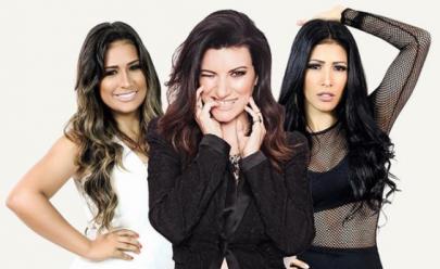 Simone e Simaria anunciam música gravada em parceria com Laura Pausini