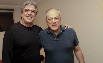 Ivan Lins e Toquinho fazem show inesquecível em Brasília
