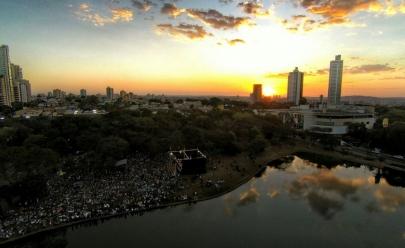 Orquestra Filarmônica de Goiás se apresenta no Parque Vaca Brava com piquenique e entrada gratuita