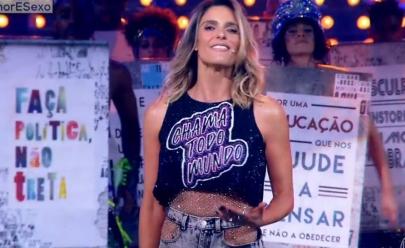 'Amor & Sexo' de Fernanda Lima tem rejeição inédita de público em todo o país