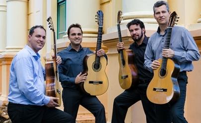 Grupo reúne diversos estilos musicais em uma só apresentação em Goiânia