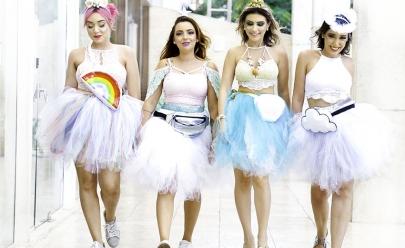 Brasília recebe feira especializa em adereços e fantasias de Carnaval