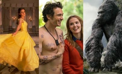 5 motivos pra você ir curtir um cineminha nesse sábado