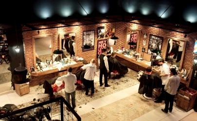 Like A Boss, barbearia em estilo retrô rock, abre nova unidade no Metropolitan Mall em Goiânia
