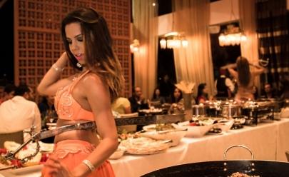 Restaurante de Brasília promove noite dedicada à cultura árabe