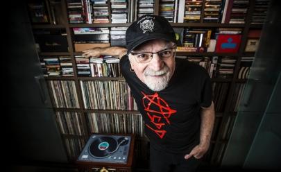 Morre cantor e produtor Kid Vinil, aos 62 anos