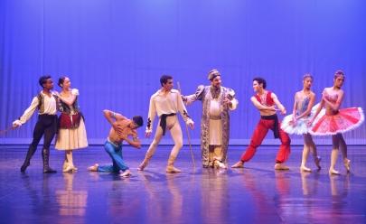 Ballet e Orquestra Sinfônica Jovem apresentam O Corsário em Goiânia