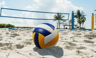 Onde praticar vôlei de praia em Goiânia
