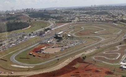 Pista do Autódromo é liberada como nova opção de lazer em Goiânia