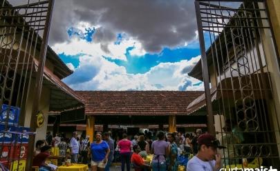 Programe-se: happy hour no Mercado Popular da 74 tem entrada franca e música ao vivo em Goiânia