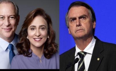 Após entrevista exclusiva de Bolsonaro à Record, vice de Ciro Gomes reivindica direitos iguais em seu Twitter