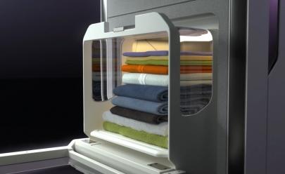 A máquina que dobra roupas automaticamente para você já existe!