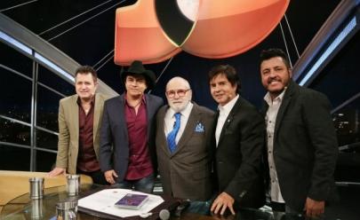 Jô Soares deixa Marrone, da dupla com Bruno, constrangido em entrevista; veja o vídeo