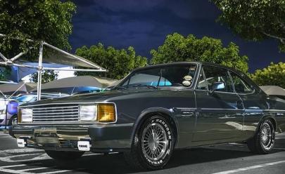 Evento gratuito em Brasília promove encontro entre colecionadores e admiradores de carros antigos