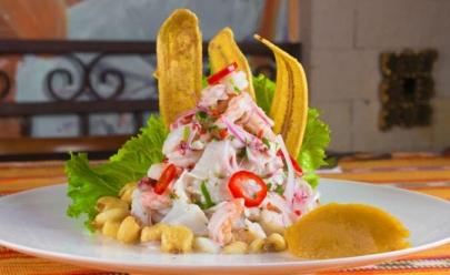 Festival gastronômico reúne delícias da culinária peruana em Uberlândia