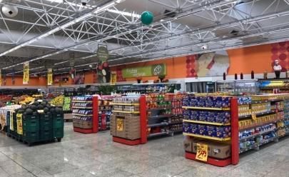 Bretas faz operação de preço baixo com vários produtos em promoção durante o fim de semana