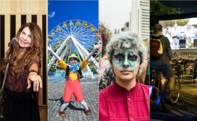 Programas que prometem animar o final de semana em Goiânia