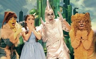 Shopping de Brasília abre as suas portas para o espetáculo O Mágico de Oz