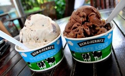 Ben & Jerry's abre nova loja em Brasília com distribuição de sorvete grátis