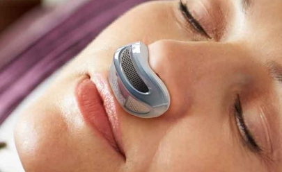 Respirador minúsculo cura o ronco e ajuda pessoas com apnéia