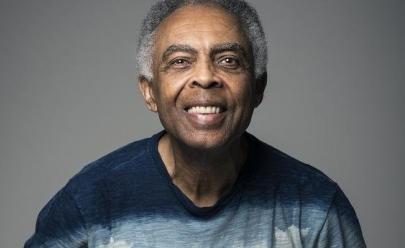 Gilberto Gil faz show em Goiânia nesta terça-feira