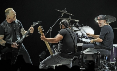 Com turnê suspensa, Metallica anuncia transmissão de shows on-line durante a quarentena