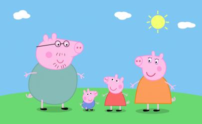 Desenhos da Peppa Pig chegam aos cinemas em maio