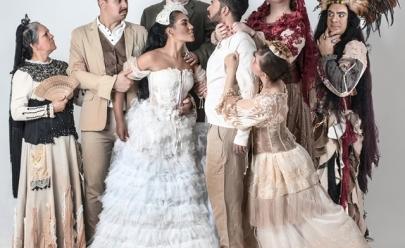 Companhia teatral goiana completa 16 anos com espetáculo Bodas de Sangue em Goiânia