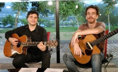 Nando Reis e Frejat fazem dobradinha no Flamboyant In Concert, em Goiânia