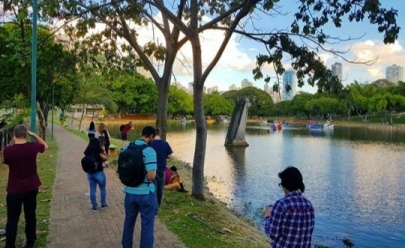 Goiânia recebe o evento 'Saída Fotográfica' aberto ao público