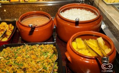 10 restaurantes que vão abrir para o almoço e jantar no dia 1º de janeiro em Goiânia