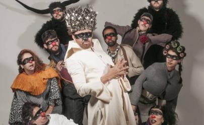 Espetáculo traz à Goiânia história de Édipo Rei contada por palhaços
