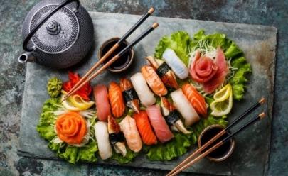 Goiânia recebe jantar japonês com comida e bebidas à vontade